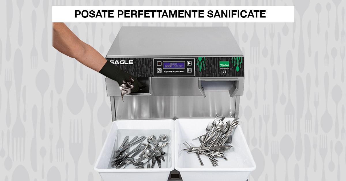 Igiene sicura in cucina